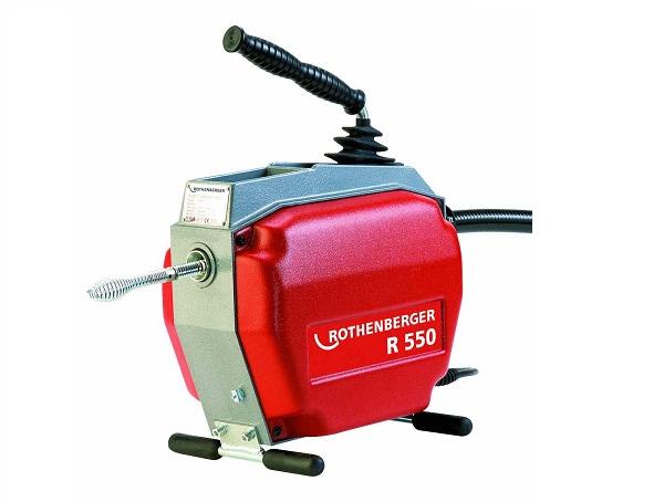 Masina de desfundat tevi Rothenberger R 750